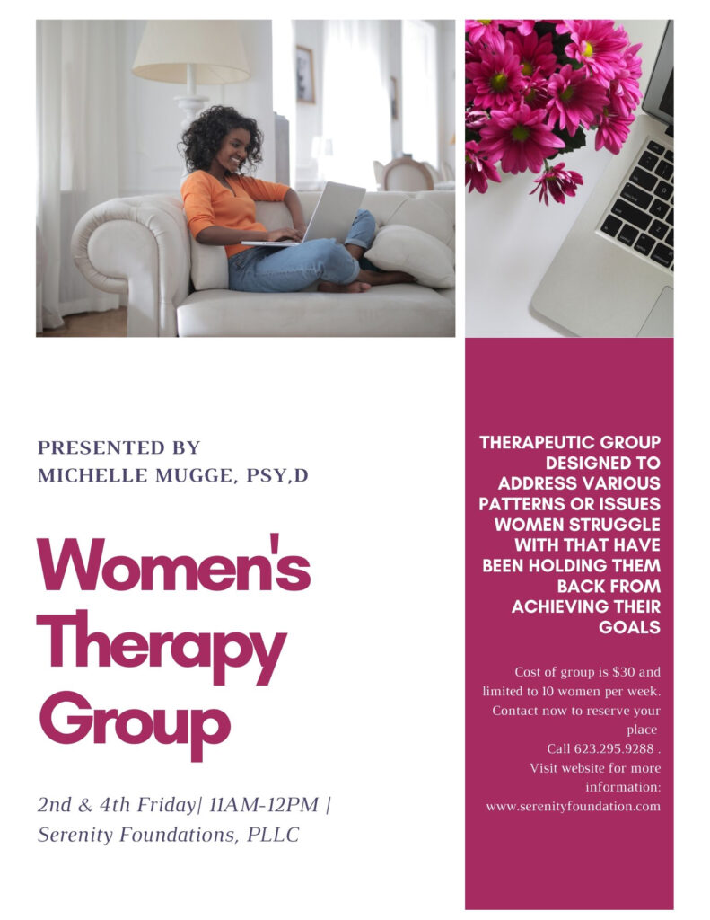 Women Group Therapy